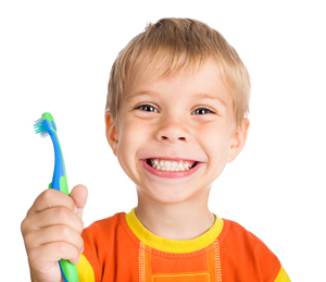 If a child loses their baby teeth early, there's a big chance there's going to be an orthodontics problem.