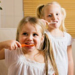 Is the flouride in toothpaste ok for children