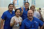 Dental volunteering in Cambodia