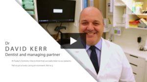 Video link about Dr David Kerr, Dentist in Aspley